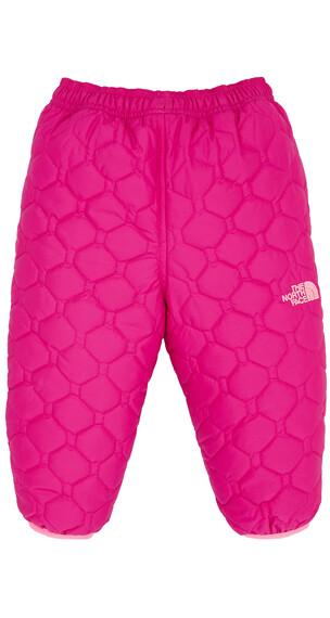 The North Face Infant Perrito Reversible Pant Luminous Pink